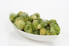 Free Brussels Sprouts Royalty Free Stock Photos - 6667818