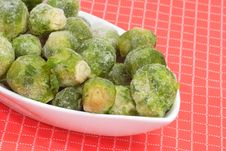 Free Brussels Sprouts Stock Photography - 6667822