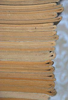 Free Pile Of Old Magazines Stock Photos - 6667823