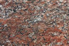 Free Red Granite Background. Stock Photography - 6668002