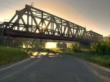 Free The  Bridge Royalty Free Stock Photo - 6668005