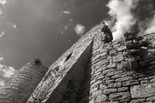 Free Old Castle Ruin Stock Photo - 6668230