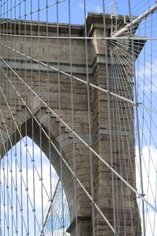 Free Brooklyn Bridge Stock Photos - 6668713