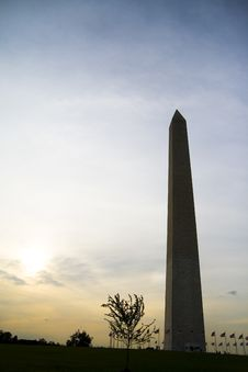 Free Obelisk In Washington DC Stock Photography - 6668912