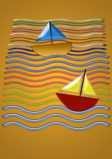 Free Boats 5 Stock Photography - 6669042