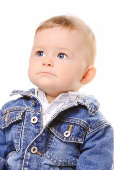 Little Cutie Taken Closeup Stock Images