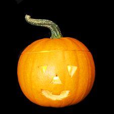 Free Halloween Lantern Stock Photos - 6669473