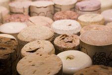 Wine Corks Stock Image