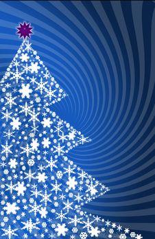 Free Christmas Tree Stock Image - 6669961