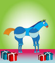 Free Toy Horse Stock Photography - 6671202