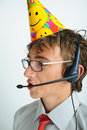 Free Calling For Party Stock Photography - 6672672
