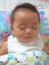 Free Sleeping Baby Royalty Free Stock Image - 6676056