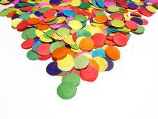 Free Confetti Royalty Free Stock Photos - 6670288
