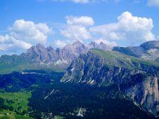Free Cir Mountains Royalty Free Stock Photography - 6670777