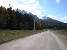 Free Mountain Road Stock Photo - 6671870