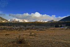 Free Colorado Winter Mountains Royalty Free Stock Photos - 6672018