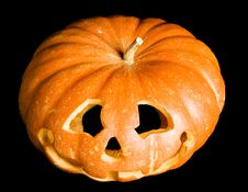Free Pumpkin Royalty Free Stock Photos - 6672028