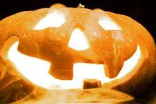 Free Pumpkin Royalty Free Stock Image - 6672066