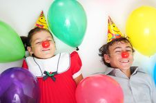 Free Party Royalty Free Stock Photography - 6672607