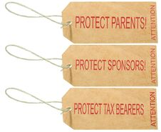 Free PROTECT  PARENTS Stock Photos - 6673313
