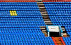 Free Sport Stadium Background Royalty Free Stock Images - 6674399