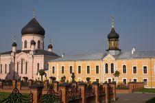 Free Monastery Royalty Free Stock Image - 6674536