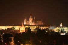 Free Castle In Prague Stock Photography - 6674642