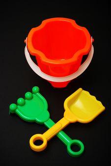 Free Beach Toys Stock Photos - 6674743
