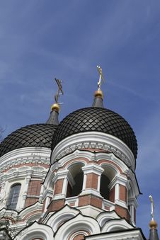 Free Alexander Nevsky Cathedral Stock Photo - 6675190