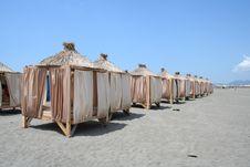 Beach Pavilions