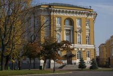 Free Moscow Kremlin_1 Stock Image - 6675791