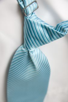 Free Blue Groomsman Tie Stock Photo - 6677470