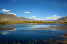 Free Lhasa River Stock Photography - 6677632