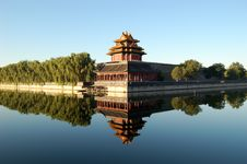 Free Turret, Forbidden City Royalty Free Stock Photography - 6678007