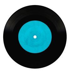 Free Vintage Vinyl Record Stock Image - 6679161