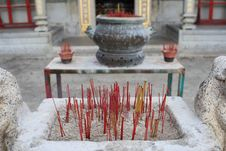Free Yuk Hui Temple Royalty Free Stock Photo - 6679195