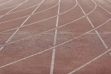 Free Athletics Field Stock Image - 6679201
