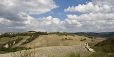 Free Tuscan Landscape Stock Images - 6679244