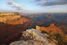 Free Early Morning, Grand Canyon Royalty Free Stock Photo - 6679305