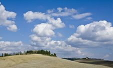 Free Tuscan Landscape Royalty Free Stock Images - 6679879