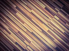 Textured Floor Design Stock Photo