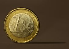 Free One Euro Coin Stock Photos - 6680273