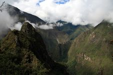 Free Machu Picchu, Peru Royalty Free Stock Photo - 6680615