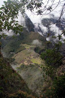 Free Machu Picchu, Peru Stock Images - 6680664