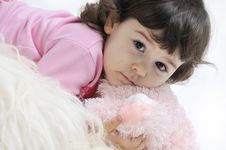 Free Little Girl Royalty Free Stock Image - 6680676