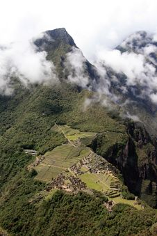 Free Machu Picchu, Peru Royalty Free Stock Images - 6680679