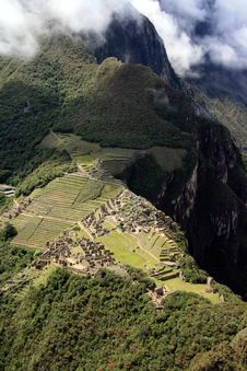 Free Machu Picchu, Peru Royalty Free Stock Images - 6680739