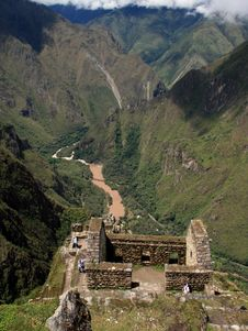 Free Machu Picchu, Peru Stock Photos - 6680813
