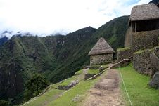 Free Machu Picchu, Peru. Stock Photo - 6680820