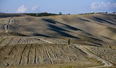Free Tuscan Landscape Royalty Free Stock Images - 6681569